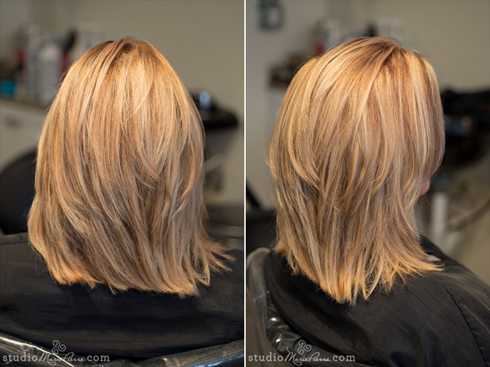 Hair Tape Extensions Before And After 29