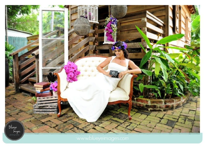 Key West wedding inspiration