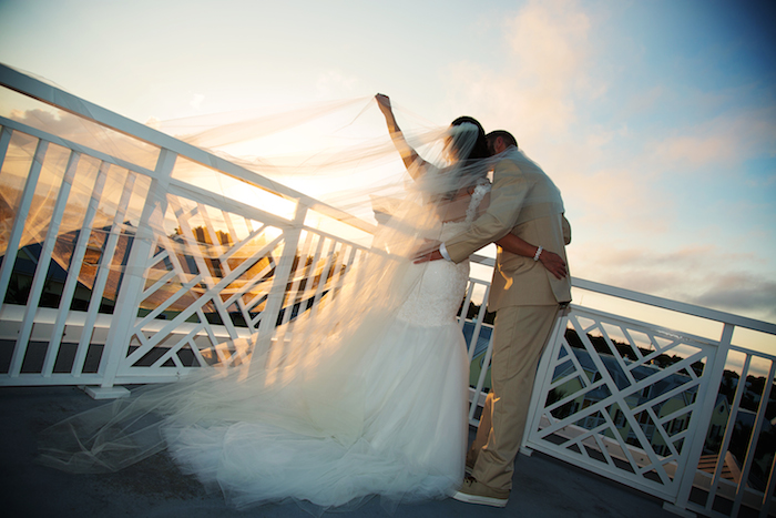 Reach Resort Wedding Key West